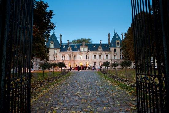 mariage chteau daramont verberie paysage vue - Chateau D Aramont Verberie Mariage