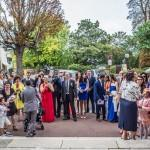 reportage mariage eglise St Cloud